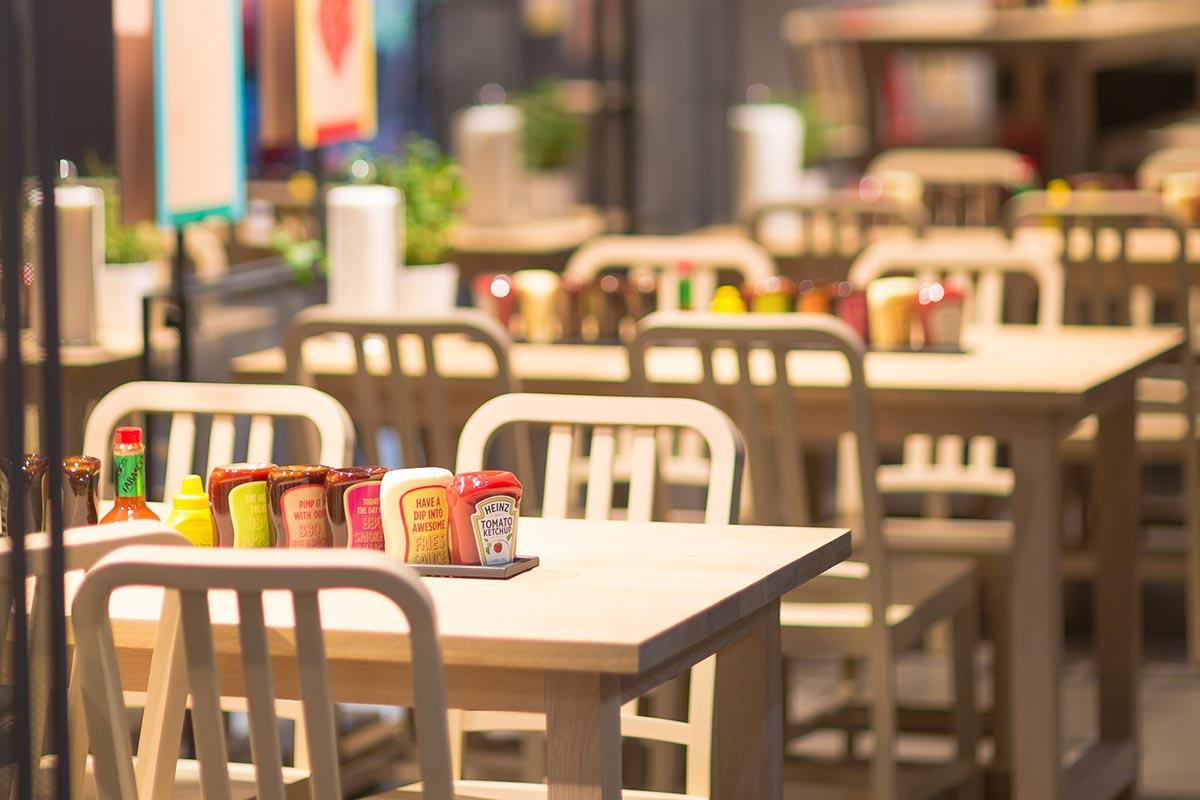 BURGERISTA Restaurant Wien Donauplex
