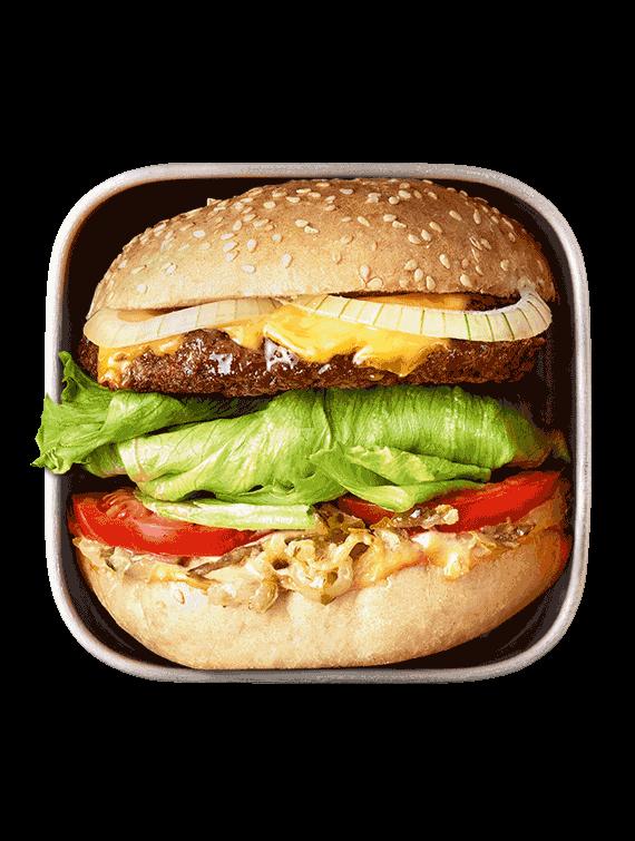 BURGERISTA Classic Burger