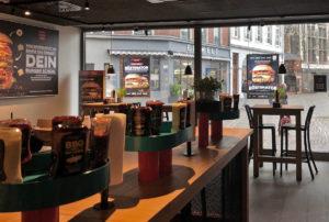 BURGERISTA Restaurant Aachen Markt