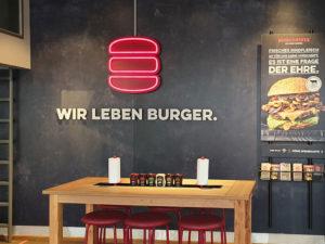 BURGERISTA Restaurant Oberhausen