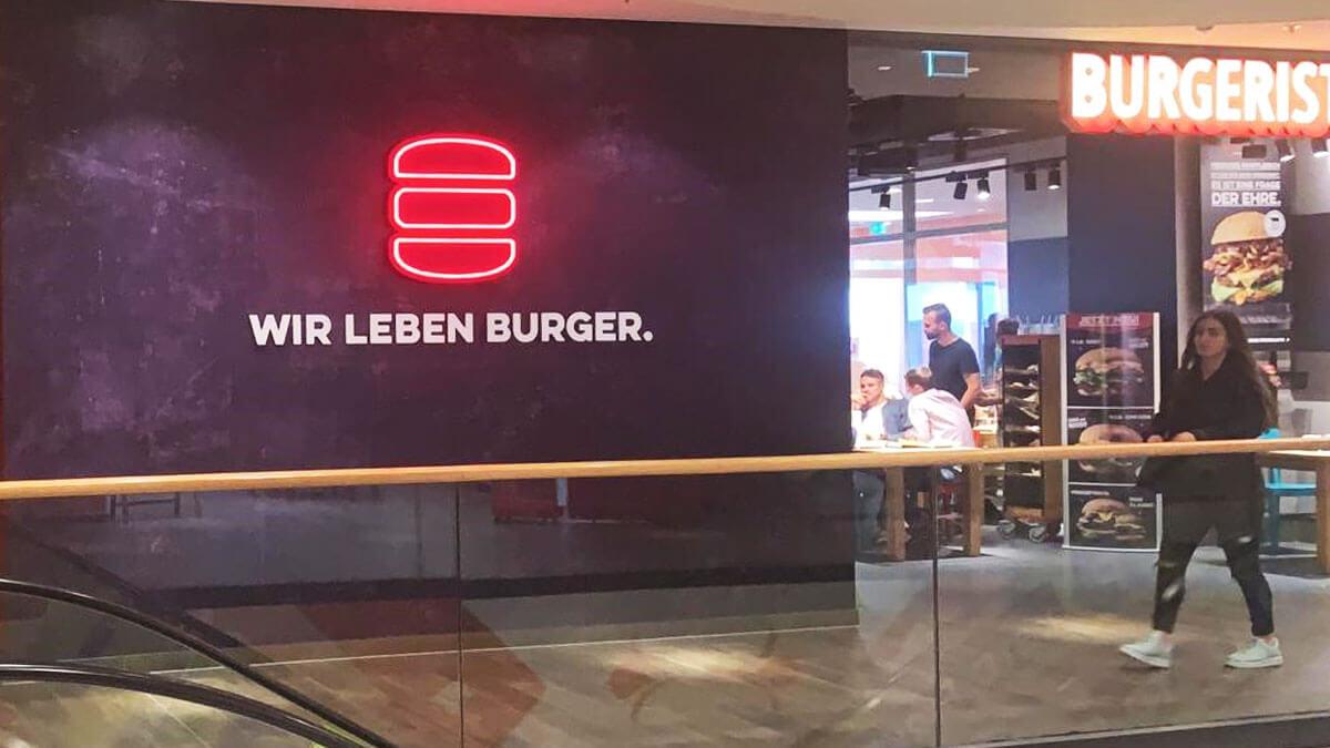 BURGERISTA Restaurant Ludwigsburg