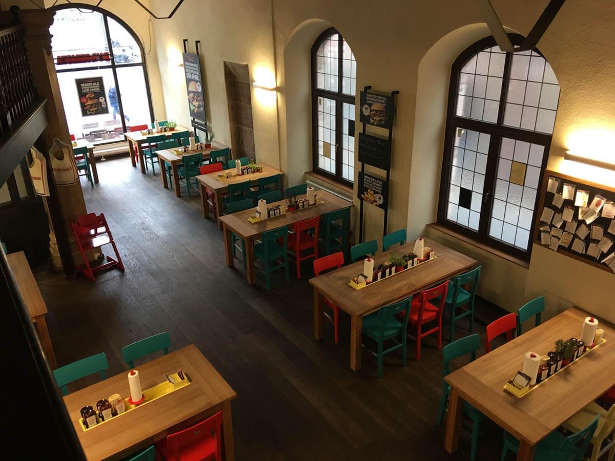 BURGERISTA Restaurant Nürnberg