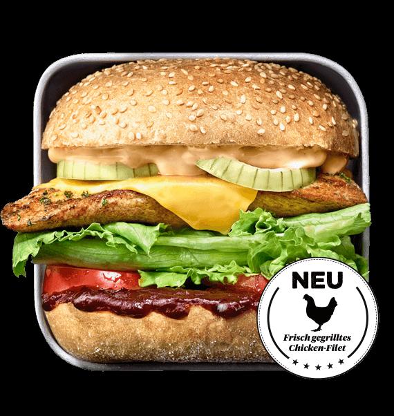 BURGERISTA V.I.B. Chicken