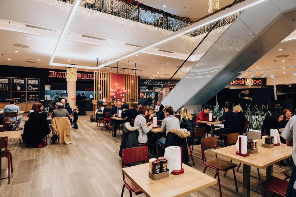 BURGERISTA Restaurant Seiersberg