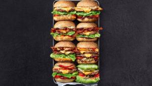 8er Burger