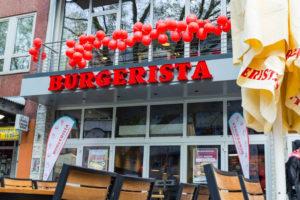 BURGERISTA Restaurant Köln