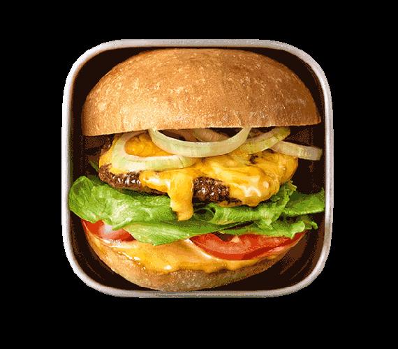 BURGERISTA Cheeseburgerista
