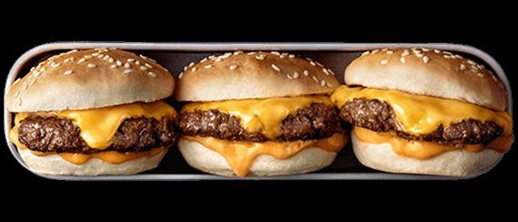 BURGERISTA Mini Burger